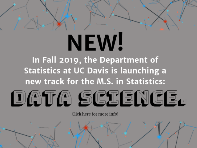 New data science track