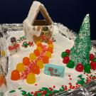 Sarah Driver's Gingerbread House